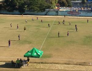 Resende vence Bonsucesso por 2 a 0, pela terceira rodada da Copa Rio (Foto: Diego Gavazzi/TV Rio Sul)