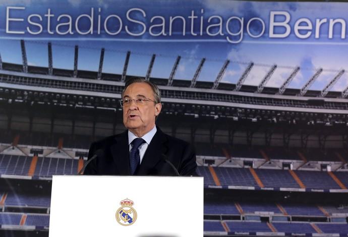 Florentino Pérez Real Madrid (Foto: EFE)