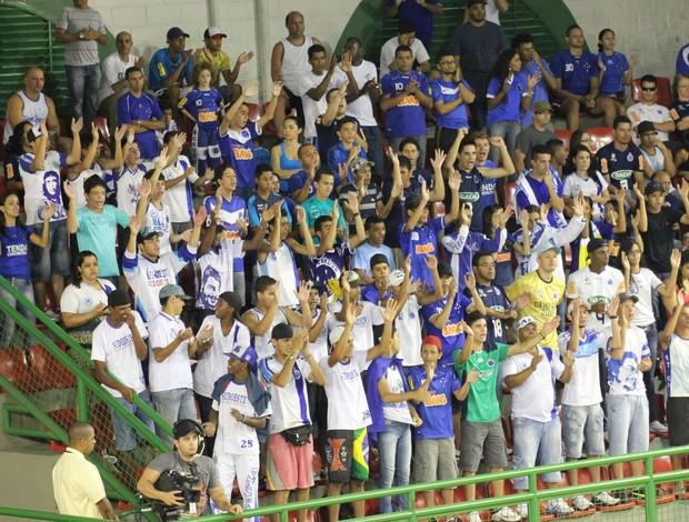 vôlei Cruzeiro torcida (Foto  Renato Araújo Divulgação Sada Cruzeiro) c7eb6c087da38