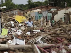 União dos Palmares (Foto: Reuters)