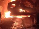 Polícia Civil incinera 600 kg de droga apreendida em Juiz de Fora