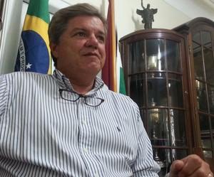 Luiz Fernando Pedroso Fluminense (Foto: Janir Junior)