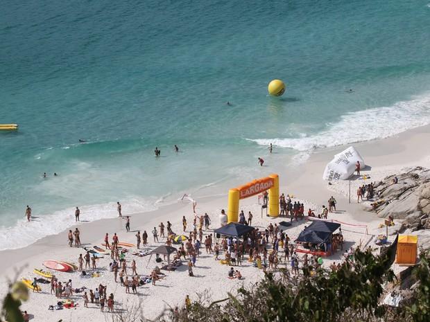 Cerca de 200 atletas participaram da competição (Foto: Divulgação / Ascom Arraial do Cabo)