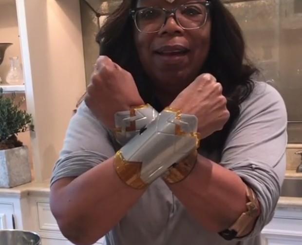 Oprah Winfrey (Foto: Reprodução/Instagram)
