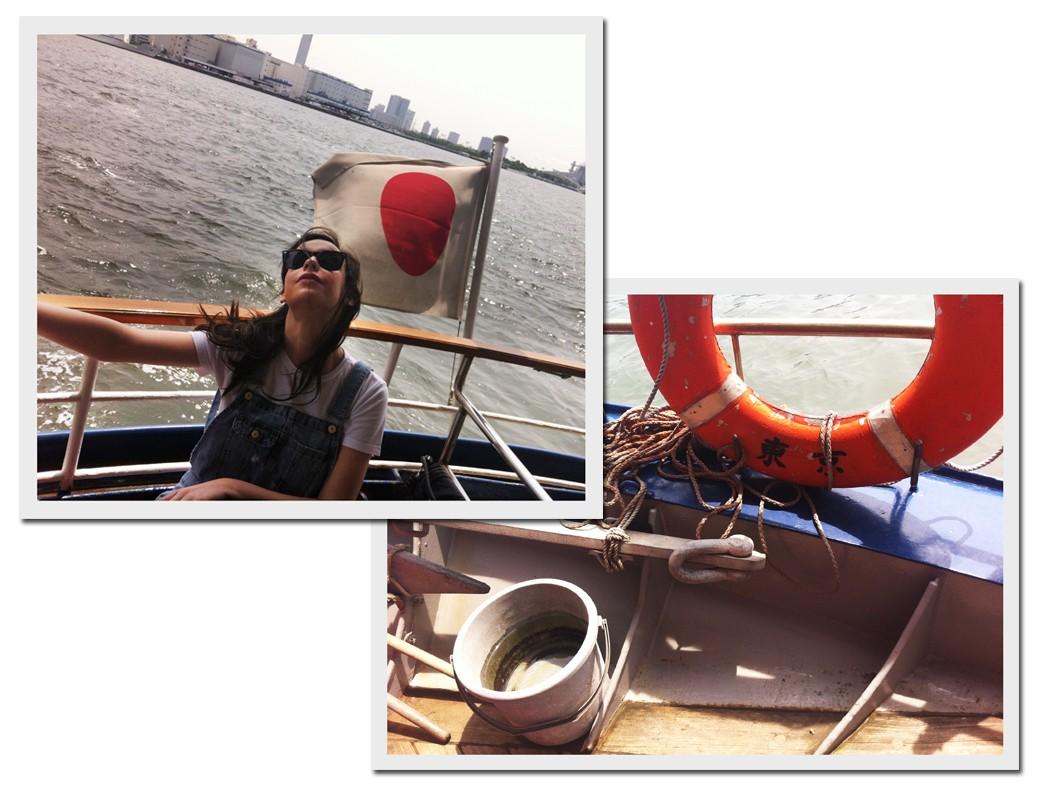 Voguetrotter: uma volta por Tóquio com Antonia Petta, editora on-line
