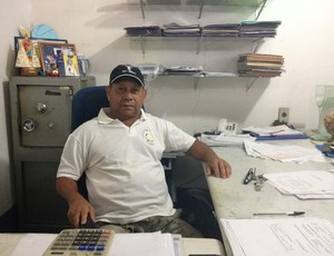 Osvaldo Alves, atual presidente do Ypiranga Esporte Clube (Foto: Ypiranga Esporte Clube/ arquivo pessoal )