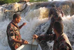Polícia monta dez postos para combater pesca na piracema em MS | Mato  Grosso do Sul | G1