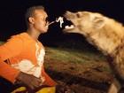 Lista reúne corajosos que encaram predadores e chegam até beijá-los