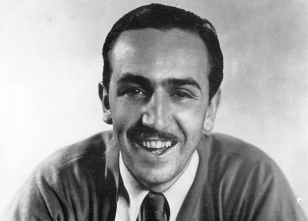 O empresário Walt Disney (1901-1966) teve duas filhas, uma delas adotada. (Foto: Getty Images)