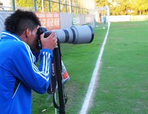 Leandro Palmeiras (Foto: Marcelo Hazan)