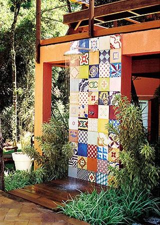 Chuveirada boa casa e jardim chuveir o - Duchas pequenas ...