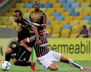 Carlos Alberto Edson Botafogo Fluminense (Foto: Vitor Silva / SSPress)