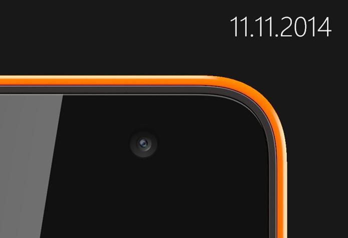 Novo Windows Phone será o primeiro Lumia a levar a marca da Microsoft, e não da Nokia (Foto: Divulgação)