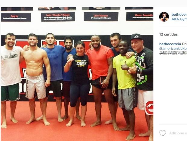 Bethe Correia AKA UFC MMA