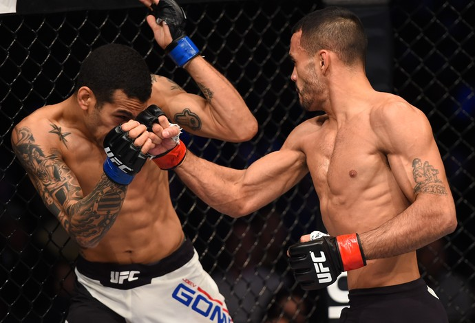 Rob Font vence Joey gomez, UFC Boston (Foto: Getty Images )