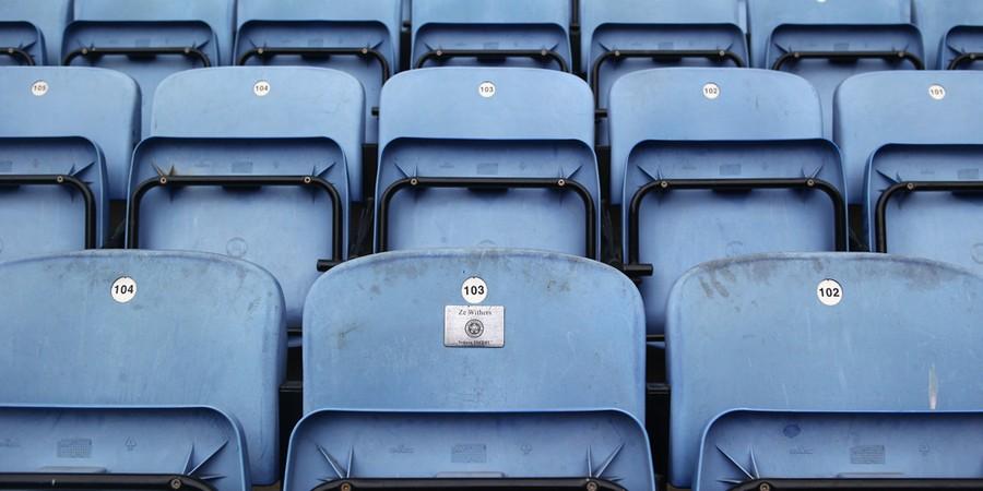 Arquibancadas vazias: a elitização chegou aos estádios brasileiro (Foto: Getty Images)