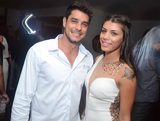 Diego e Fran (Foto: Ari Kaye / Divulgação)