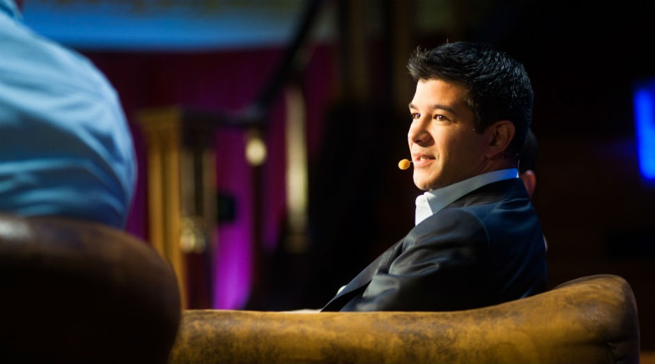 Travis Kalanick, CEO e cofundador do Uber: empreendedorismo na veia (Foto: Creative Commons/Flickr/leweb)