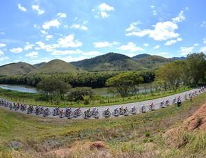 Segunda etapa Tour do Rio de ciclismo (Foto: Hudson Malta)