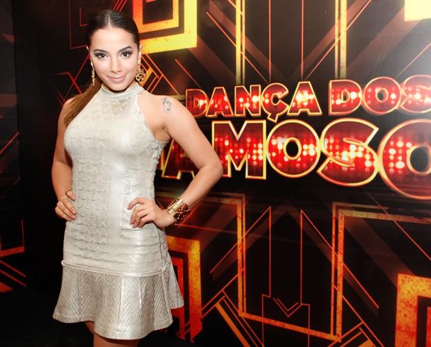Anitta aparece poderosa no Dança dos Famosos (Foto: Arthur Seixas / Gshow)