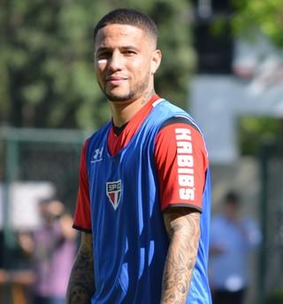 Bruno São Paulo (Foto: Érico Leonan/saopaulofc.net)