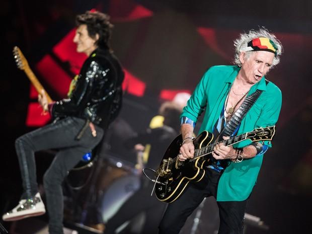 show, Rolling Stones, tour, olé, São Paulo, estádio, Morumbi (Foto: Fábio Tito/G1)