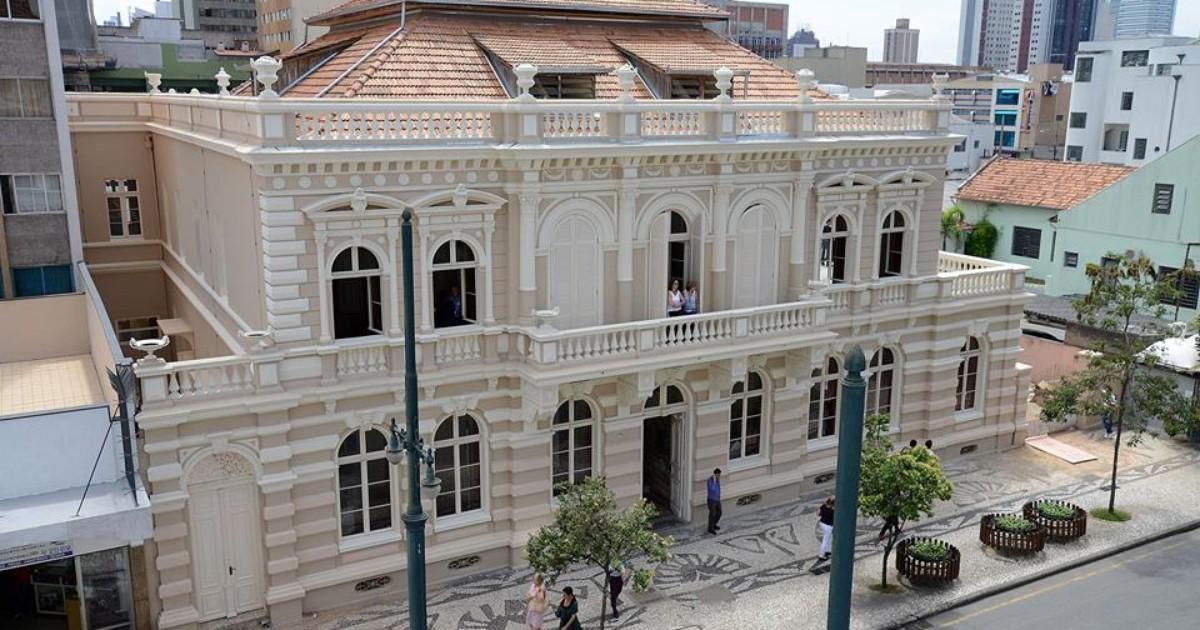 Palácio da Liberdade volta a abrigar Museu da Imagem e Som do ... - Globo.com