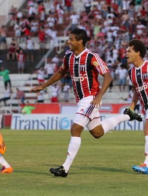 Botafogo-SP x Penapolense (Foto: Rogério Moroti / Agência Botafogo)