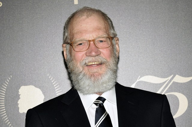 David Letterman volta à TV com talk show na Netflix