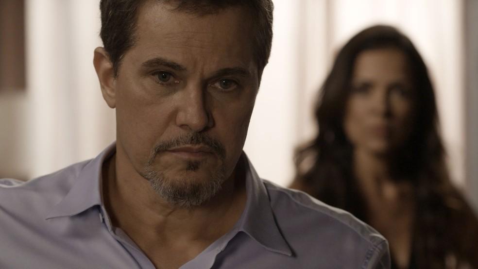 Parece que Dantas vai ter uma surpresinha em breve! (Foto: TV Globo)