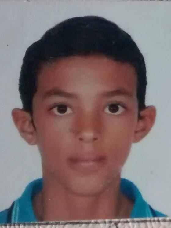 Lucas morreu baleado em Cabo Frio (Foto: Blog Repórter Eduander Silva)