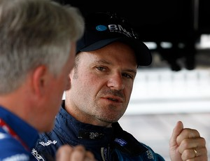 Rubens Barrichello conseguiu boa classifica&#231;&#227;o e larga em s&#233;timo no GP de Edmonton (Foto: LAT/KV/Mpteam)