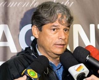 Marcelo Veiga técnico Bragantino Série B (Foto: Rafael Moreira / C.A. Bragantino)