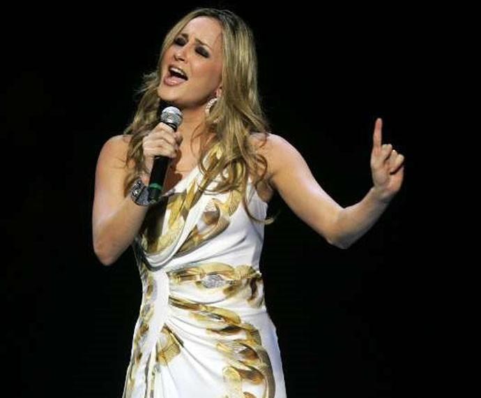 Claudia Leitte brilhou no Especial Elas cantam Roberto (Foto: Reprodução Arquivo Pessoal)