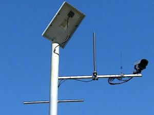 Sensor foi desenvolvido há três anos por pesquisadores (Foto: Paulo Chiari/EPTV)