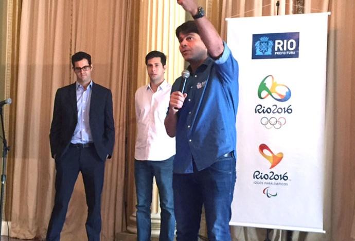 Pedro Paulo, Preparativos para os Jogos Olímpicos (Foto: Amanda Kestelman)