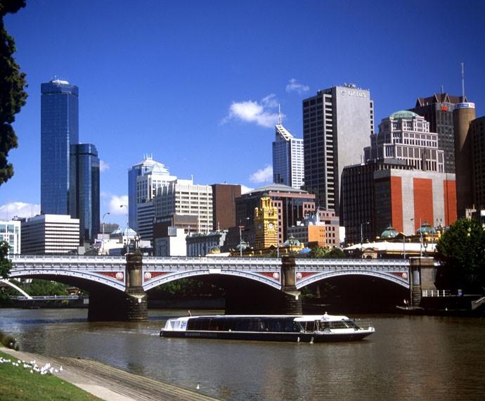 Melbourne é o destino certo para quem quer agito (Foto: Divulgação)
