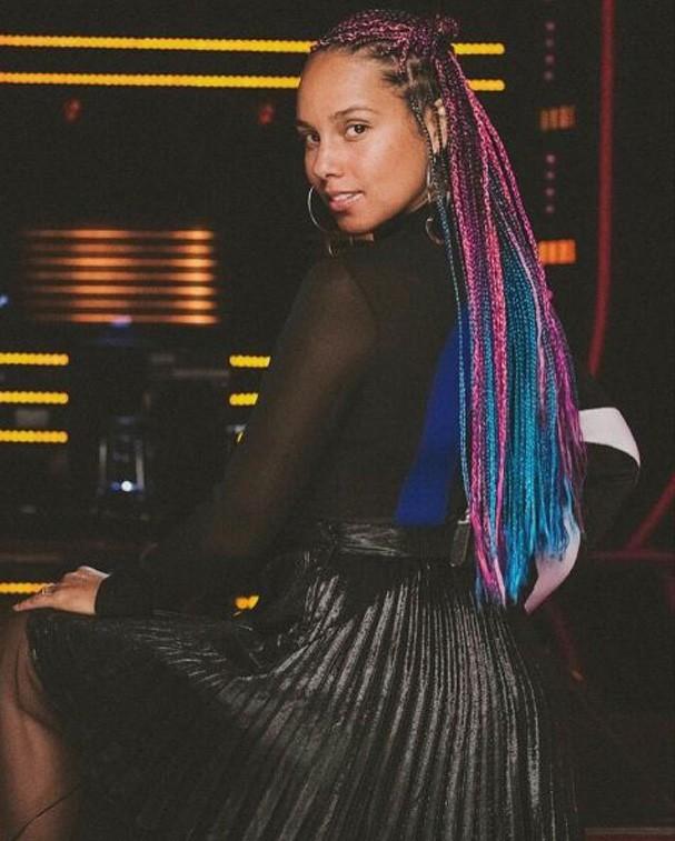 Alicia Keys (Foto: Reprodução Instagram)