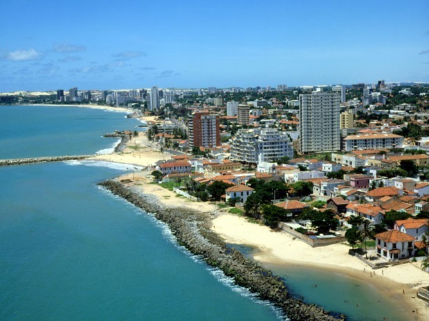 Turismo Fortaleza (Foto:  Sergio Jorge Brazil / TIPS / Photononstop/AFP)