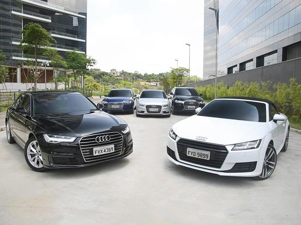 Audi lança programa de compartilhamento de carros (Foto: Divulgação)