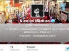 Perfil de Maduro é hackeado (Reprodução/Twitter.com)