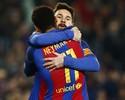 Neymar e Messi podem se enfrentar em junho diante de 100 mil torcedores