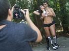 Giba quebra tabu no Paparazzo: 'Jejum de sexo em Olimpíada é lenda'