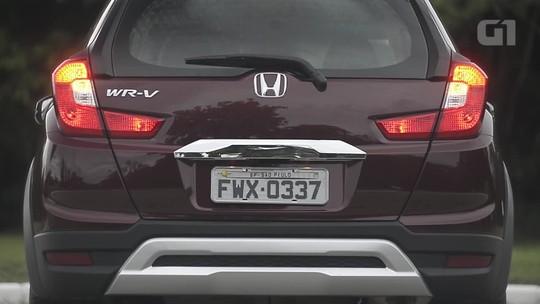 Honda WR-V: primeiras impressões