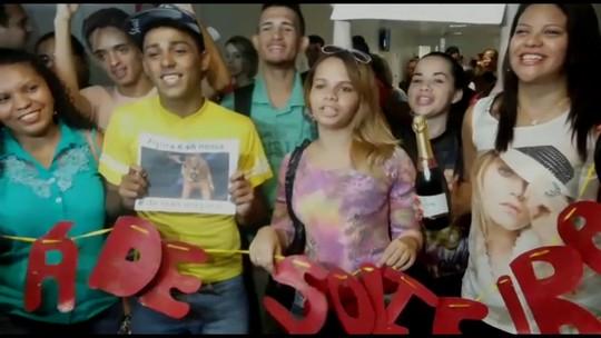 Joelma e Chimbinha assinam divórcio em Vara da Família no Recife