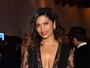 Camila Alves aposta em vestido sexy e rouba a cena em evento com vips