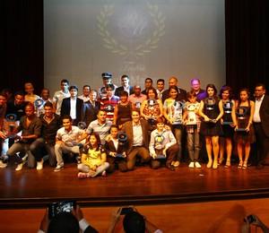 Conheça os premiados da 20ª Edição do Troféu Romulo Maiorana (Tarso Sarraf/O Liberal)