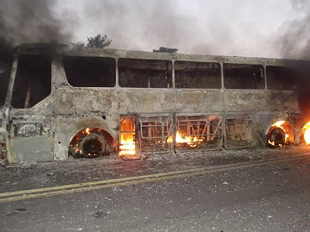 Acidente na Bahia (Foto: Site Ubaitaba Urgente)