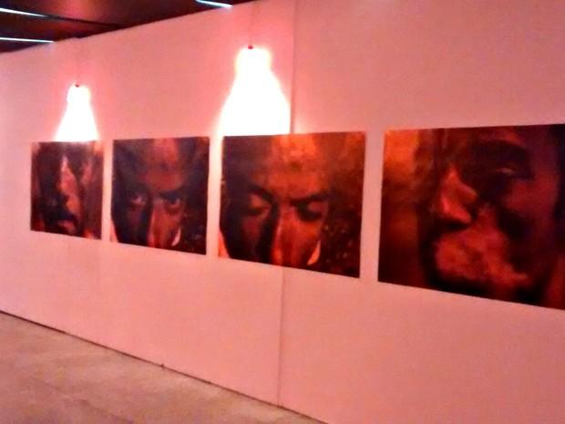 Fotos vão fazer parte de série preparada para os 300 anos de Cuiabá (Foto: Carlos Palmeira/ G1)