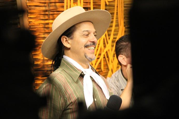 Neto Fagundes (Foto: Maicon Hinrichsen/RBS TV)